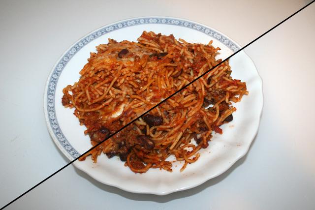 Gratinierte Spaghetti – Resteverbrauch [26. & 27.04.2020]