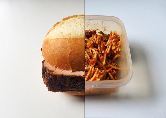 Spaghetti-Reste & Leberkässemmel [29.04.2020]