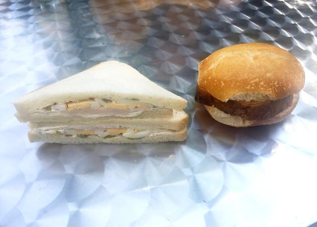 Eier-Puten-Sandwich & Leberkässemmel [16.09.2020]