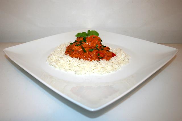 Chicken Tikka Masala – das Rezept