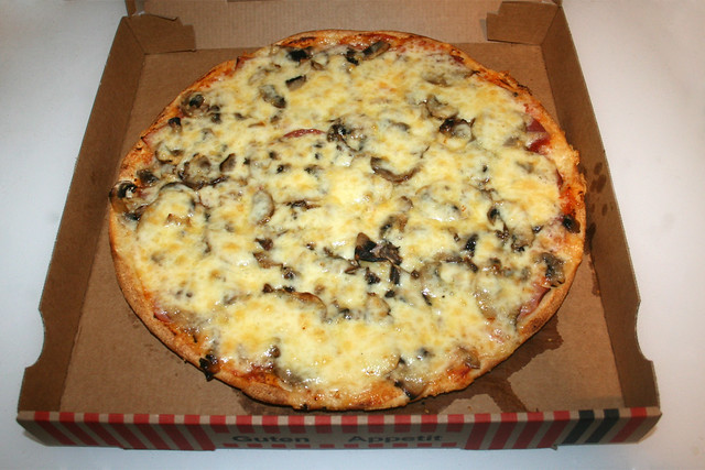 Pizza Regina vom Pizza Blitz [18.05.2021]