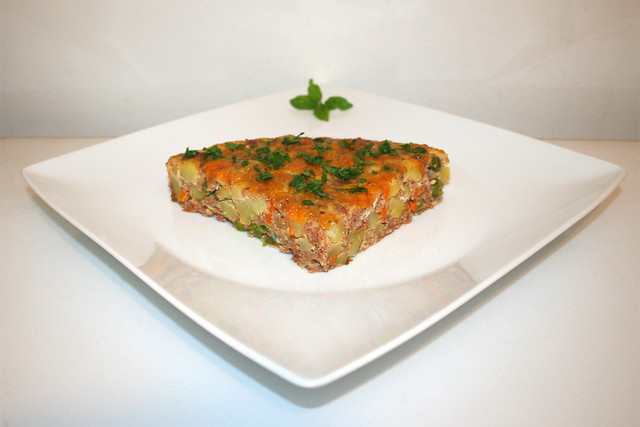 Corned Beef Frittata – das Rezept