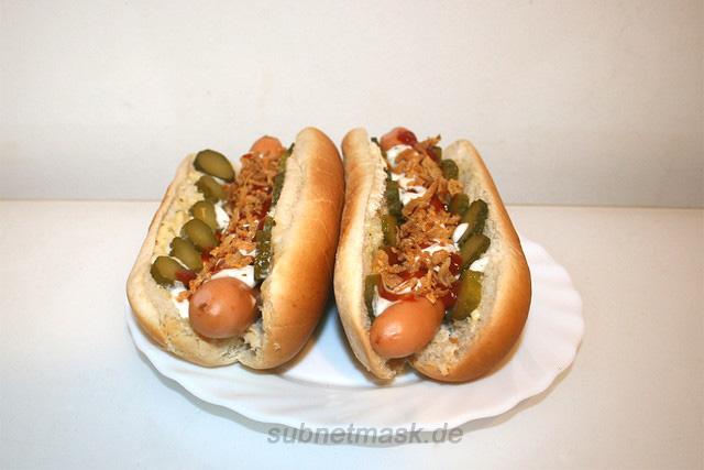 Hausgemachte Hot Dogs [18.06.2021]