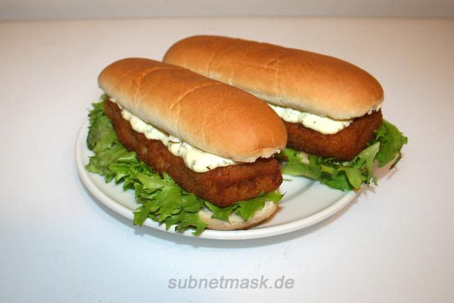 Backfisch-Burger [17.06.2021]
